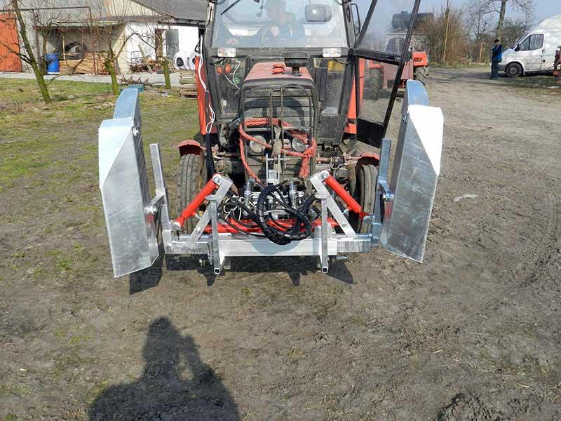 maszyny szkółkarskie i sadownicze